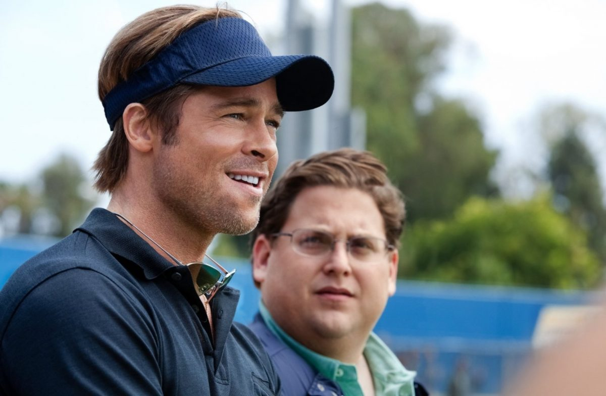 Moneyball Movie Photo
